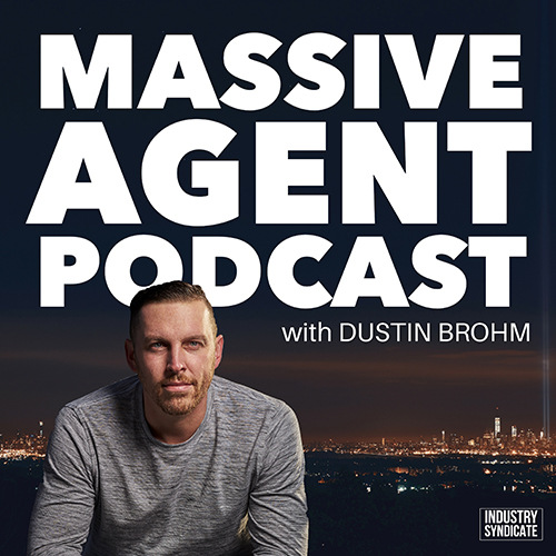 The Massive Agent Podcast - for Real Estate Agents & Loan Officers